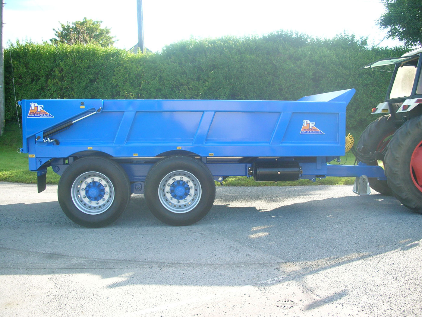 14T Multi Purpose Trailer