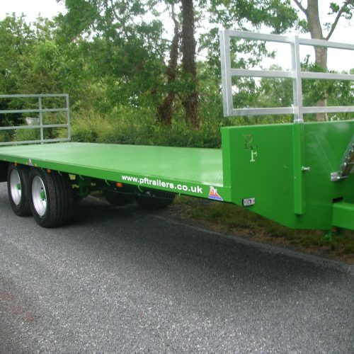 Pallet / Bale Trailers