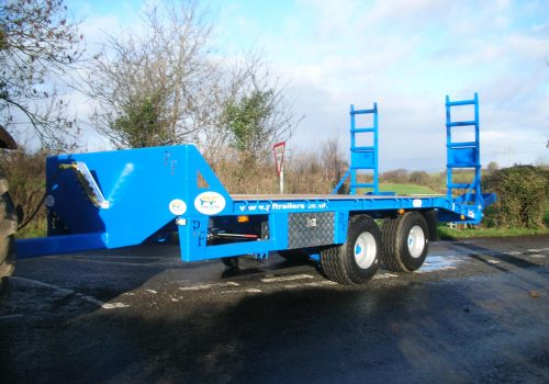12T Low Loader Trailer